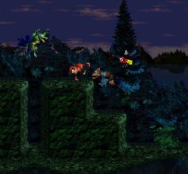 Black Forest Blackout Fake Screenshot by Phyreburnz