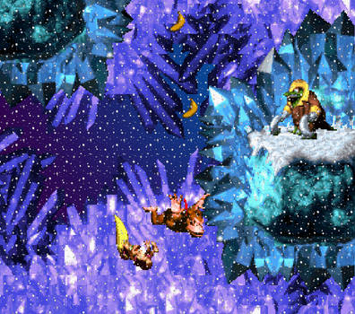 Icy Escapade fake screenshot
