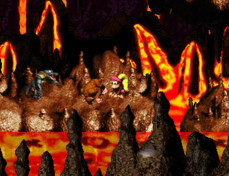Vertigo Volcano