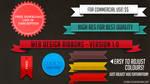 Web Design Ribbons - V.1 by JSWoodhams