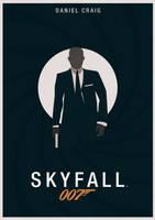 SKYFALL - Dark Teal by JSWoodhams