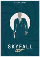 SKYFALL Teal by JSWoodhams