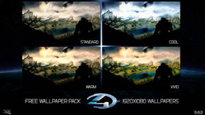 HALO 4 WALLPAPER PACK by JSWoodhams