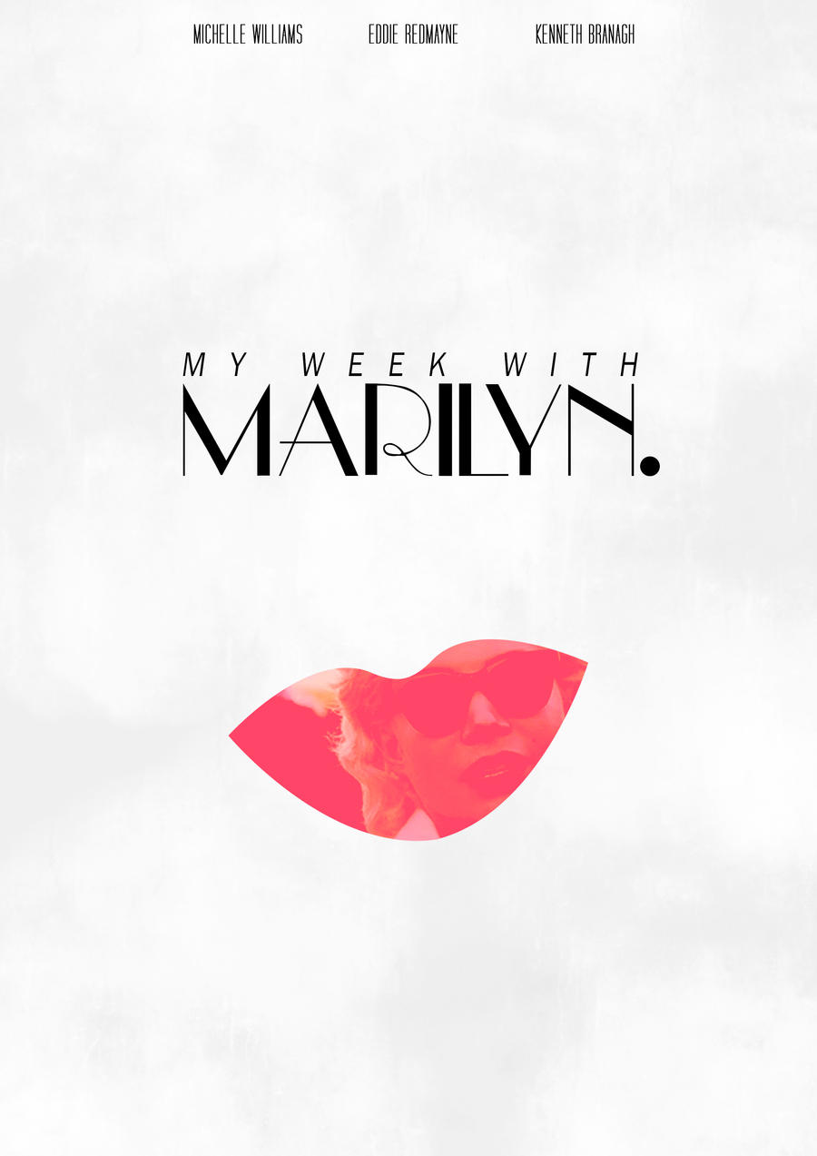 My Week with Marilyn by JSWoodhams