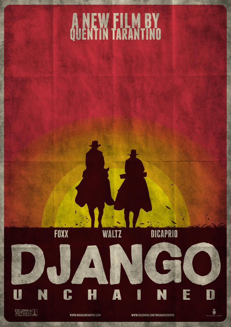 Django Unchained by JSWoodhams
