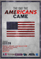 The Day the Americans Came by JSWoodhams