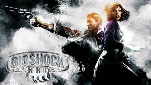 BioShock Infinite Wallpaper by JSWoodhams