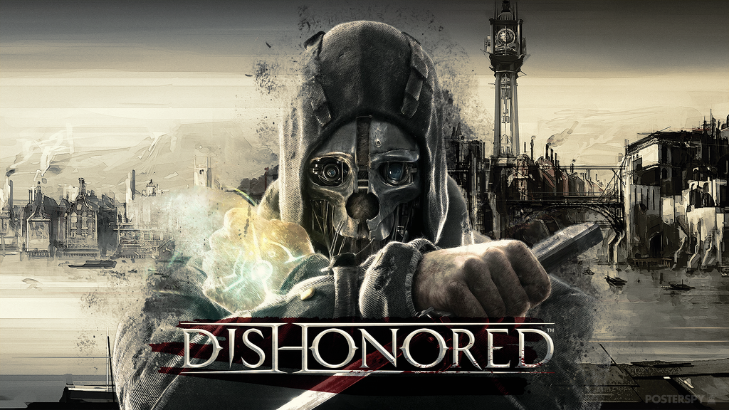 dishonored wallpaper by jswoodhams on deviantart