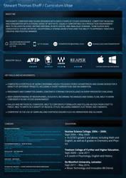 Digital CV by JSWoodhams