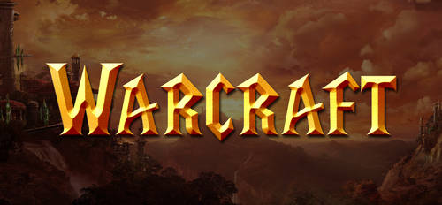World of Warcraft Text Photoshop Layer Style by JSWoodhams