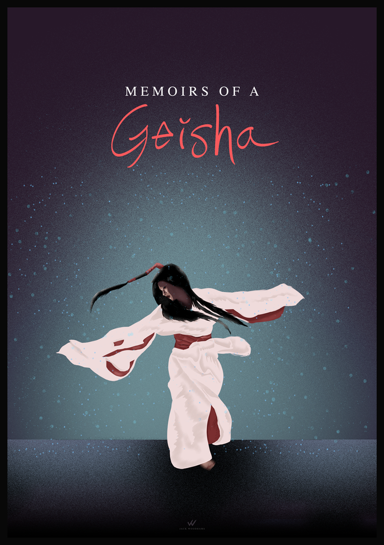 Memoirs of a Geisha by JSWoodhams