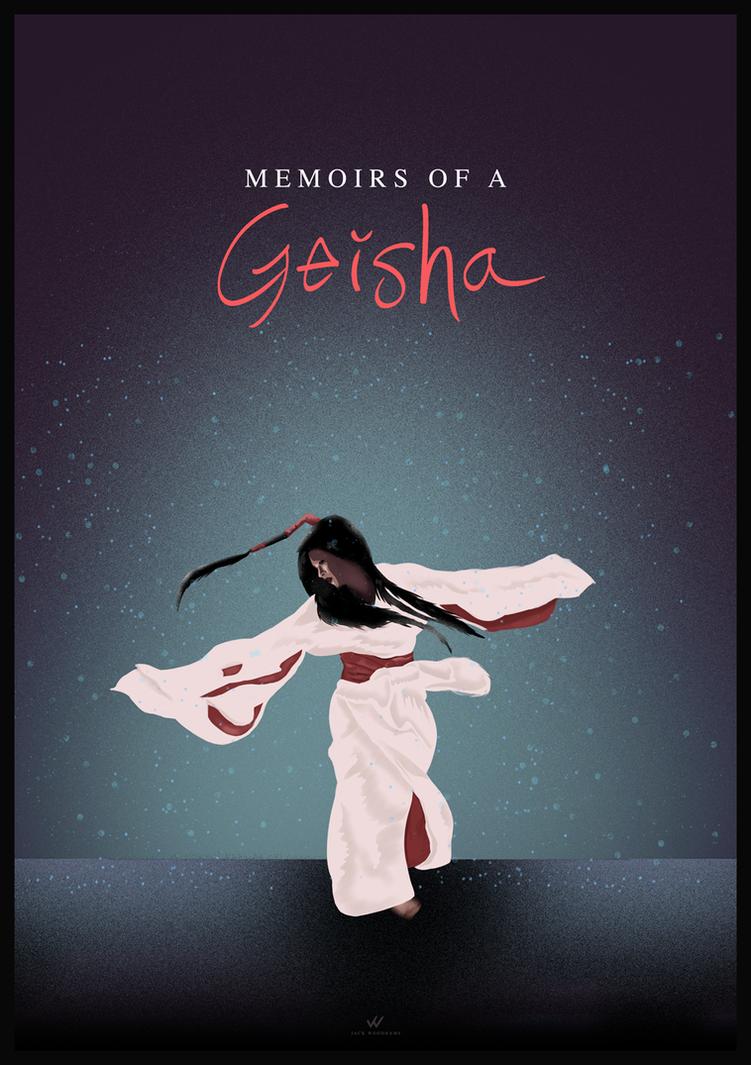 Memoirs of a Geisha by JSWoodhams
