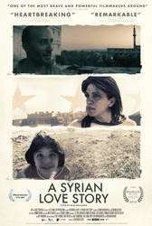 A Syrian Love Story Movie Poster