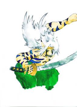Lance - OKAMIRAI