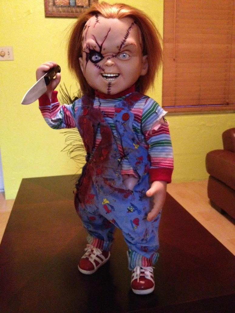 Life Size Chucky Doll by jayrbermuda on DeviantArt