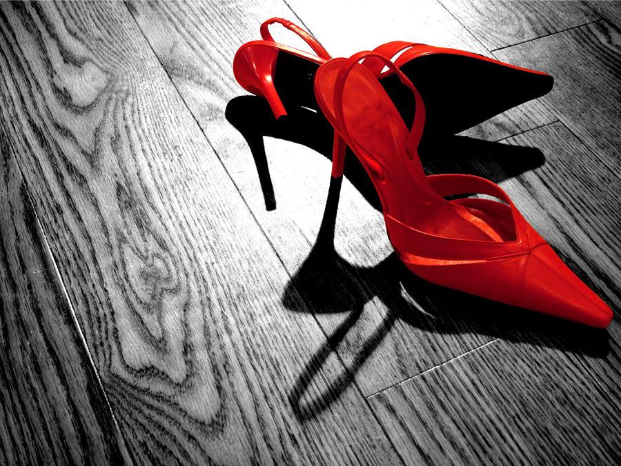 Как на черном цвете красный сделать белым