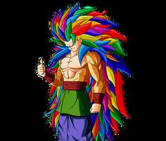 Goku Ssj rainbow