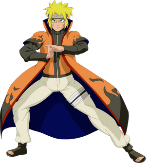 Naruto adulto fan art