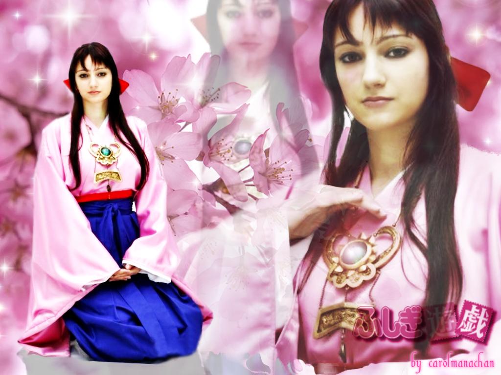 Nef Lovely as Takiko by carolmanachan