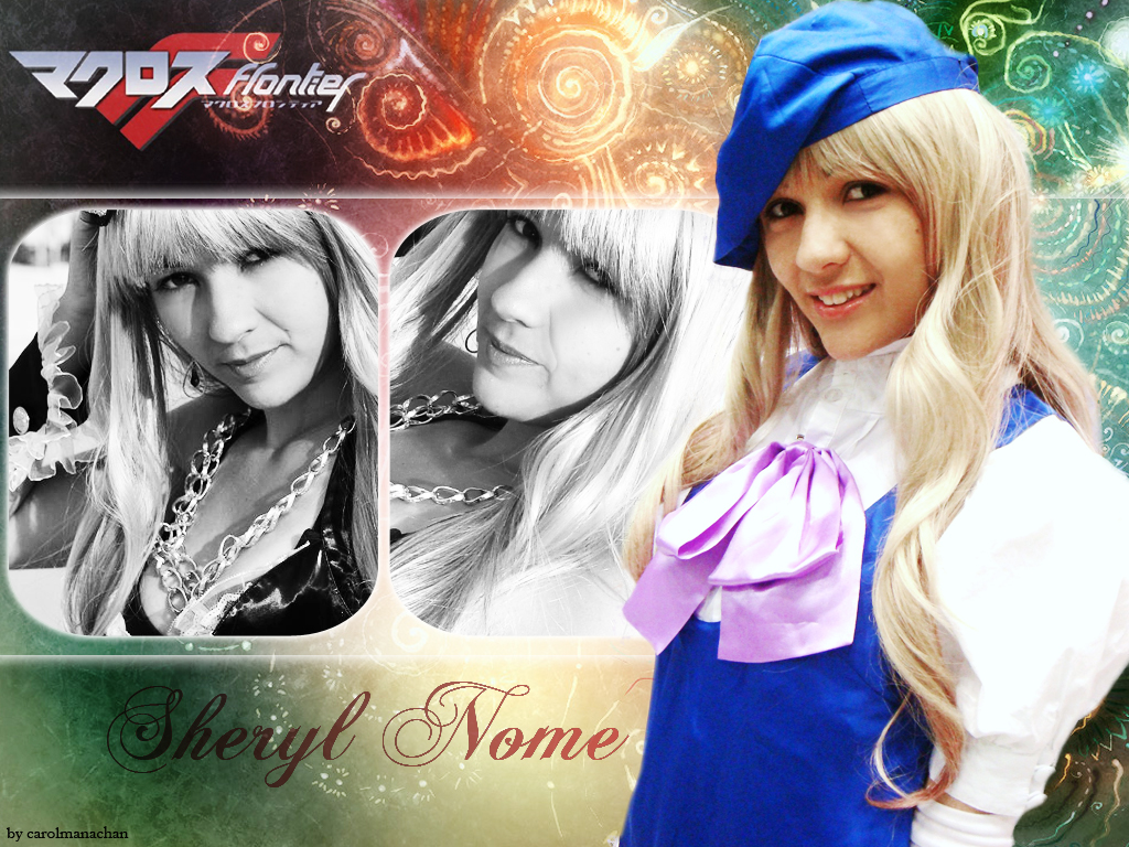 Camila Tiemy as Sheryl Nome by carolmanachan