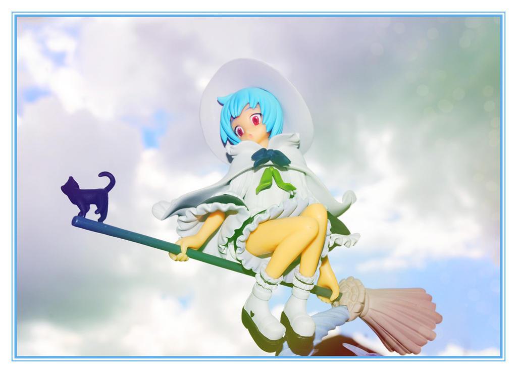 Witch Rei by carolmanachan