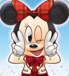 Schoolgirl Minnie
