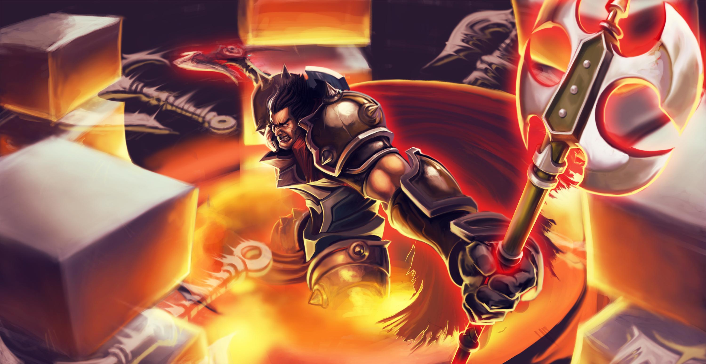 Darius The Hand Of Noxus S3 LOL Contest