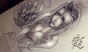 Pandora Sketch