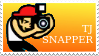 TJ Snapper Stamp by cynicalsix