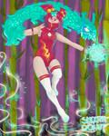 Dragon Girl Fanart