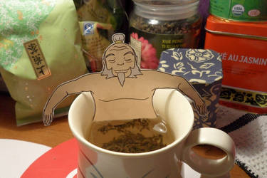 Tea Time by gargoylekitty