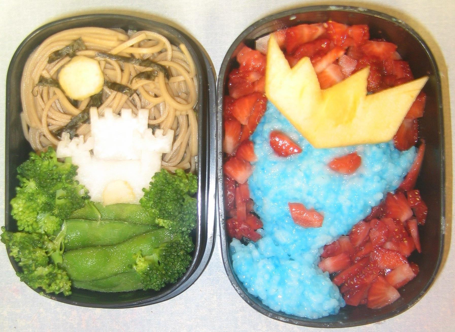 Demona Bento by gargoylekitty