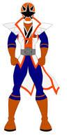18.  Power Rangers Super Samurai - Gold Ranger