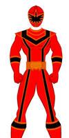 14. Power Rangers Mystic Force - Red Ranger