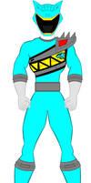 21. Power Rangers Dino Charge - Aqua Ranger