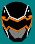 19. Power Rangers Mega Force - Black Ranger