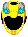 Power Rangers Rpm - Yellow Ranger