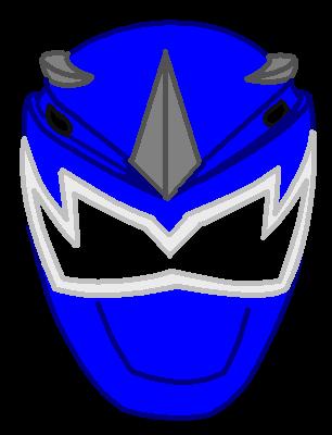 Power Rangers Samurai Blue Ranger Symbol