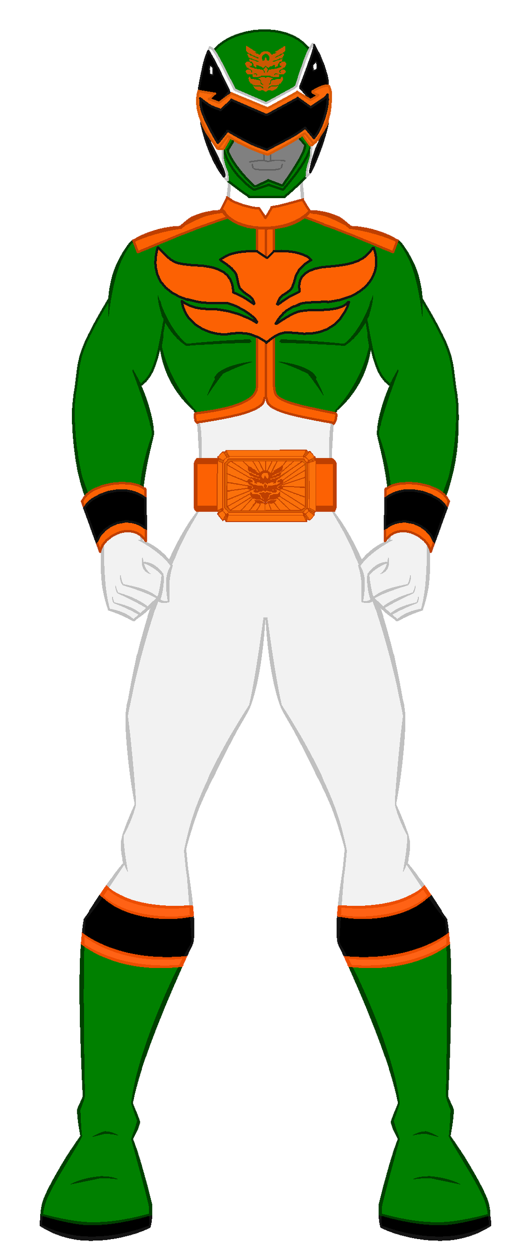 19 power rangers megaforce green ranger by powerrangersworld999 on deviantart
