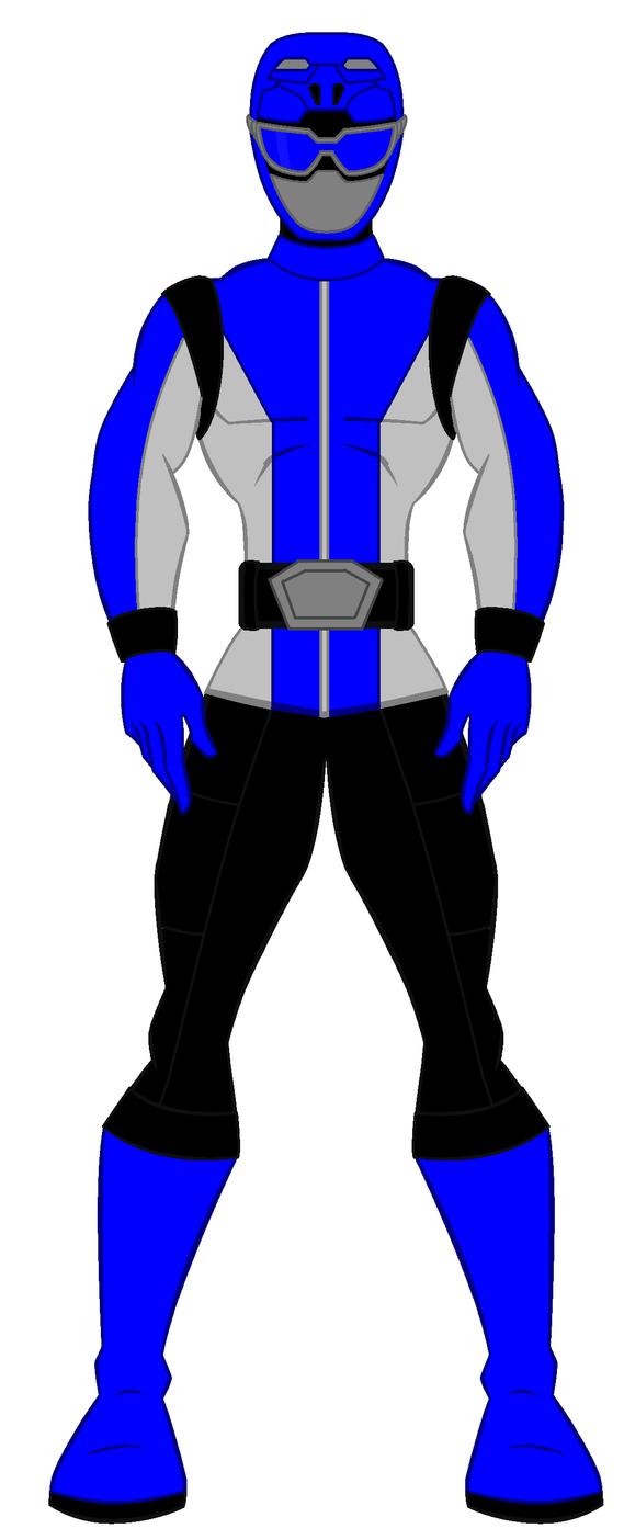 Sentai Go Busters - Blue Sentai by PowerRangersWorld999 on ...