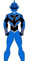 16. Power Rangers Jungle Fury - Shark Ranger