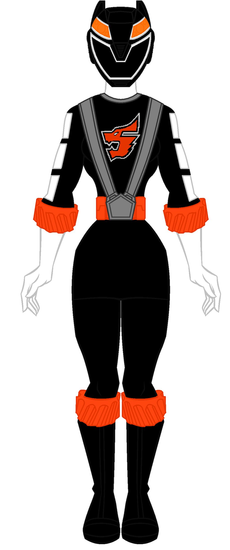 Power Rangers Rpm - Black Ranger Girl Redone by ...