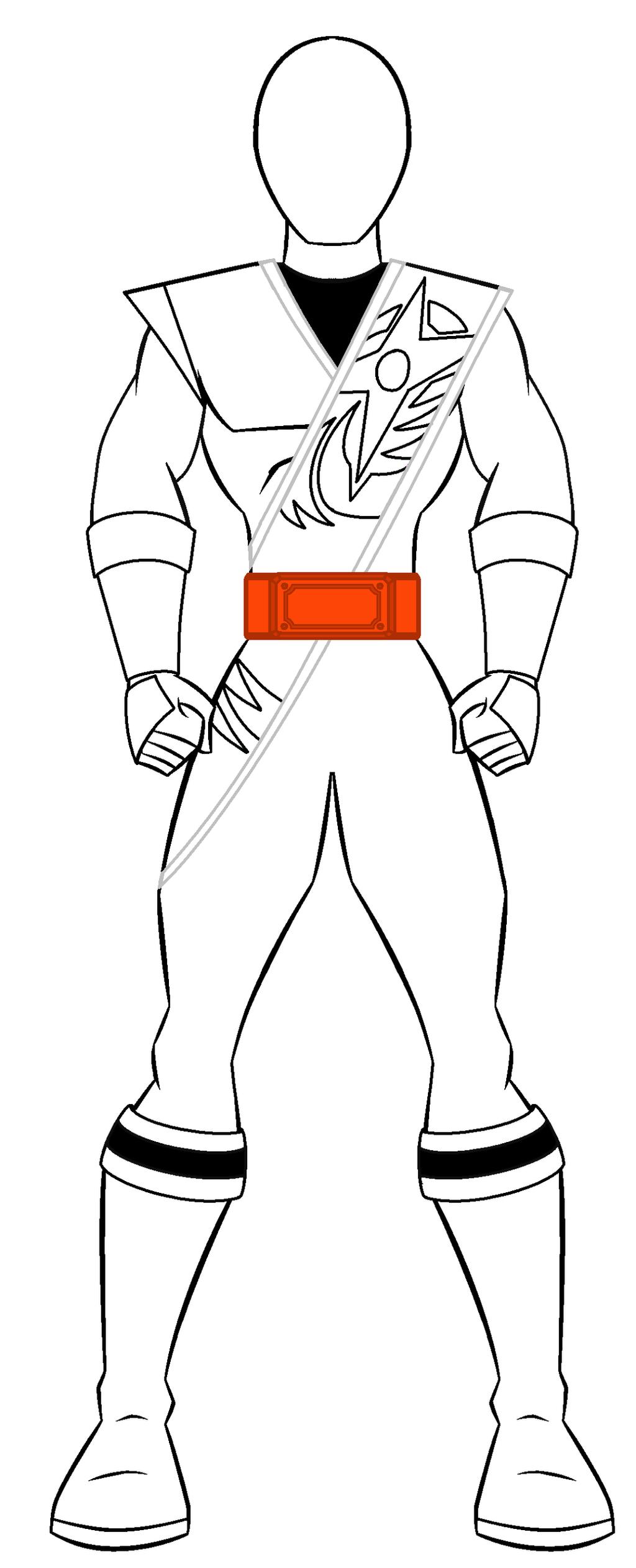 22. Power Ranger Ninja Steel Boy by PowerRangersWorld999
