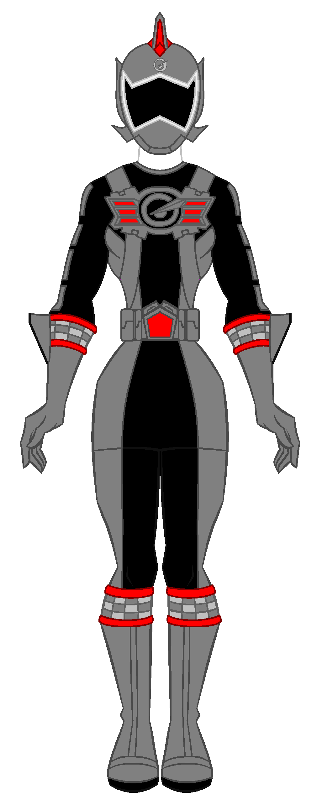 17 power ranger rpm silver ranger by powerrangersworld999 on deviantart 17 power ranger rpm silver ranger by