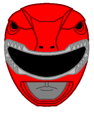 Mighty Morphin Power Rangers Red Ranger By