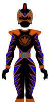 Power Rangers Dino Thunder - Triassic Black Girl