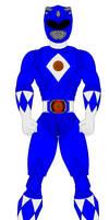 MMPR Movie Blue Ranger
