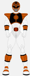 MMPR Movie White Ranger by PowerRangersWorld999