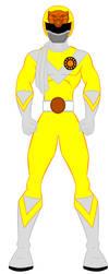 Taiyou Sentai Sun Vulcan - Yellow by PowerRangersWorld999