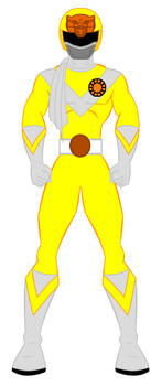 Taiyou Sentai Sun Vulcan - Yellow